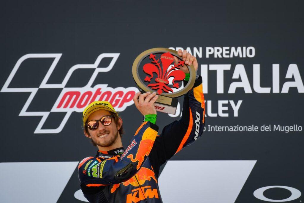 Remy Gardner dołacza do zespołu KTM Tech3 od 2022 roku