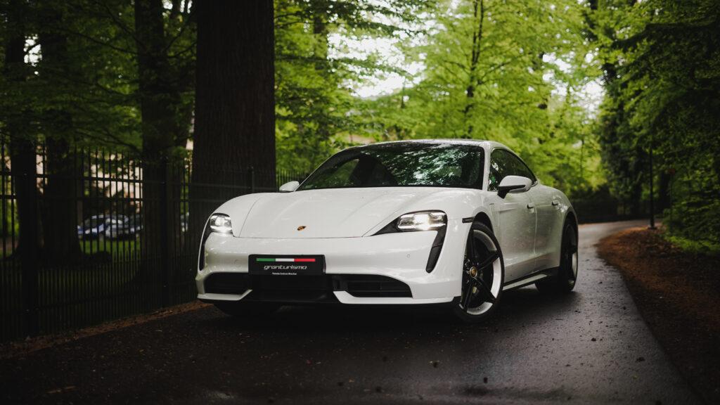 #TEST – Porsche Taycan Turbo Grand Tourer 680 KM 93 kWh – wychodzi poza wszelkie ramy