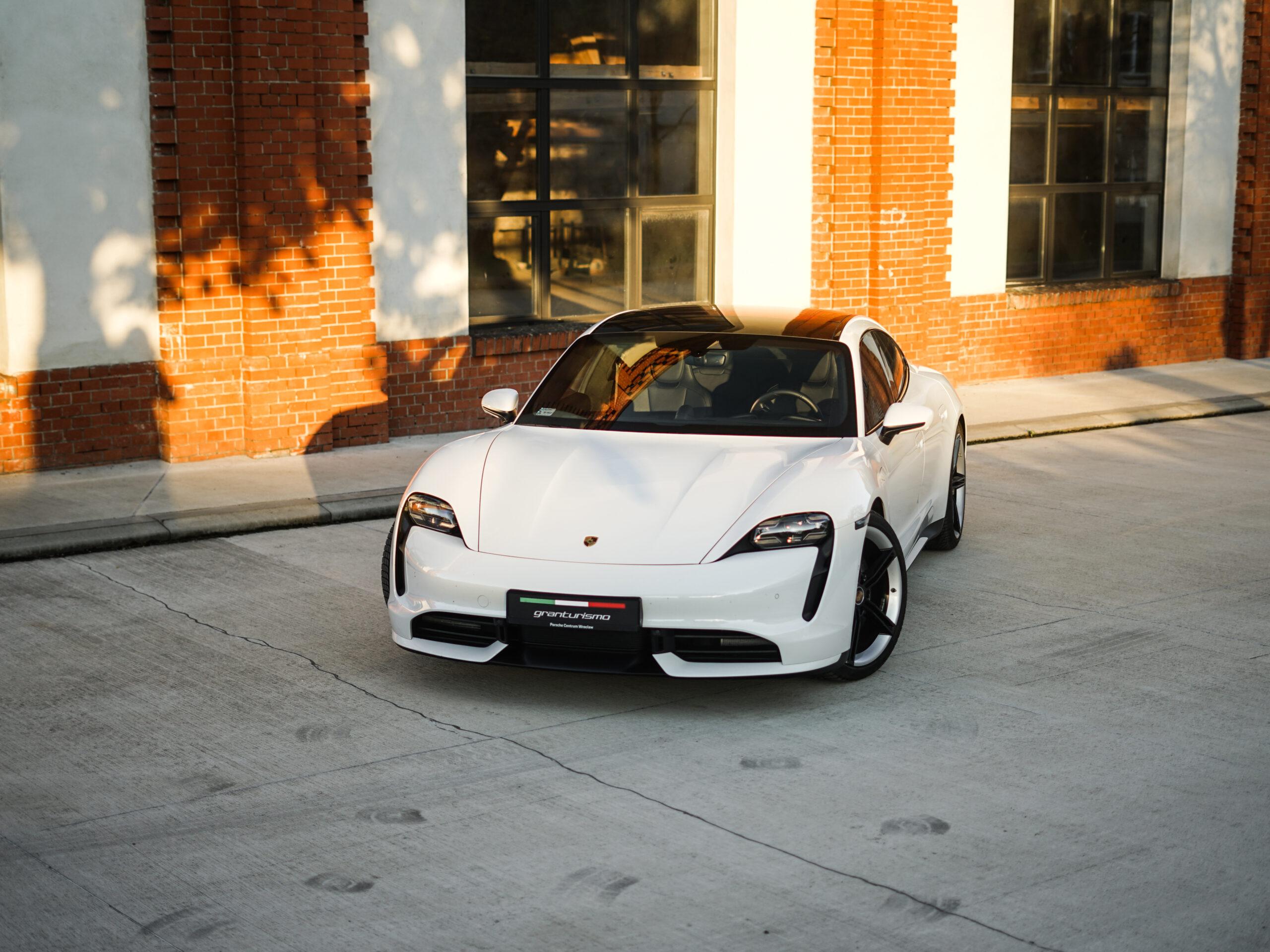 Porsche Taycan Turbo Granturismo