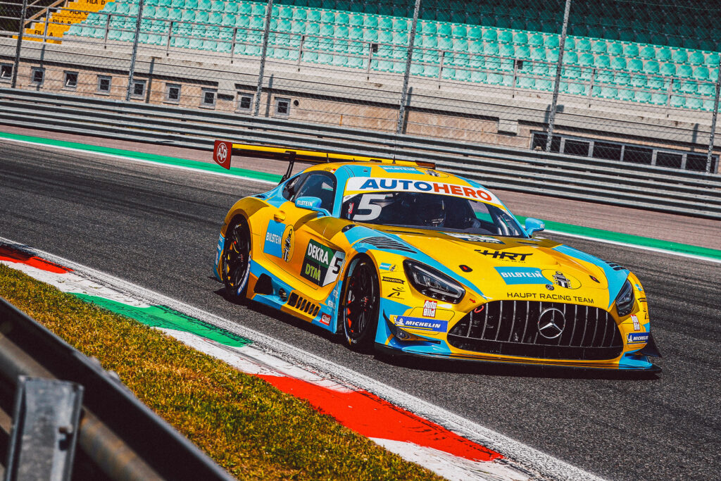 Vincent Abril i Luca Stolz najszybsi w treningach na Nurburgring