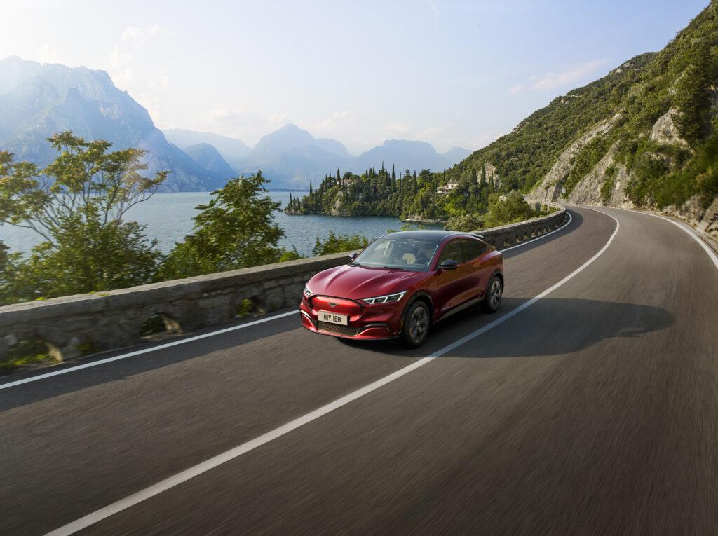 Ford Mustang Mach-E najchętniej kupowanym samochodem w Norwegii w maju 2021
