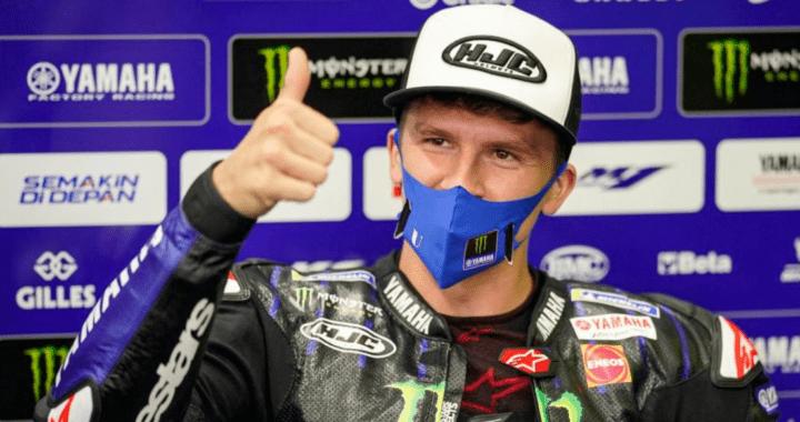 Garret Gerloff zastąpi Franco Morbidelliego w Grand Prix Holandii