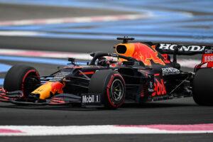 Max Verstappen zdobywcą Pole Position przed Grand Prix Francji