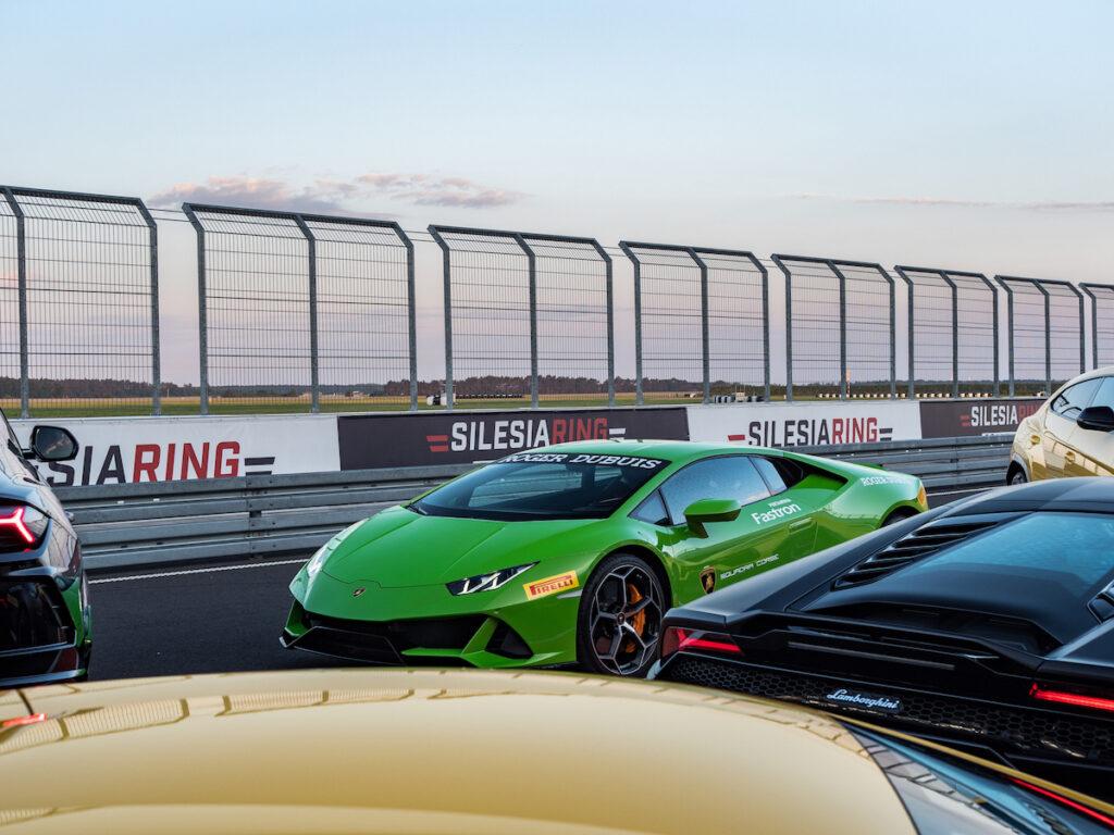 Lamborghini Drive Club x TikTok – ekskluzywny event na Silesia Ring