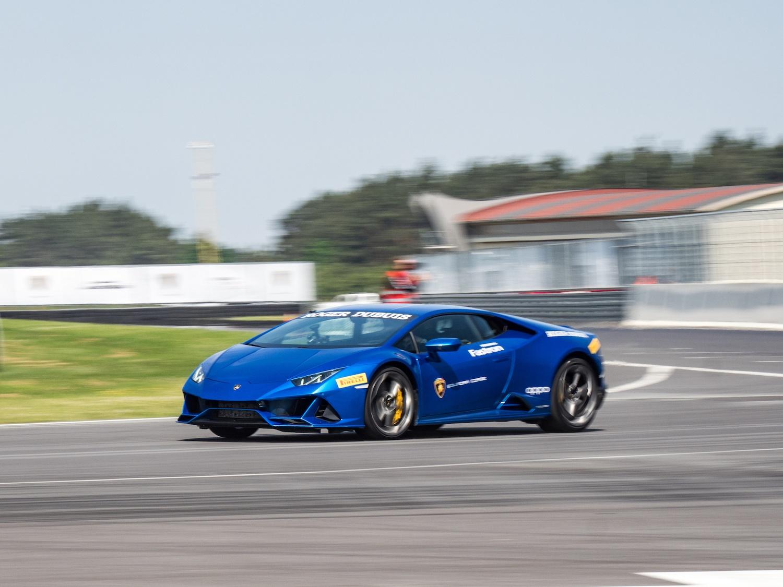 Lamborghini Drive Club x TikTok