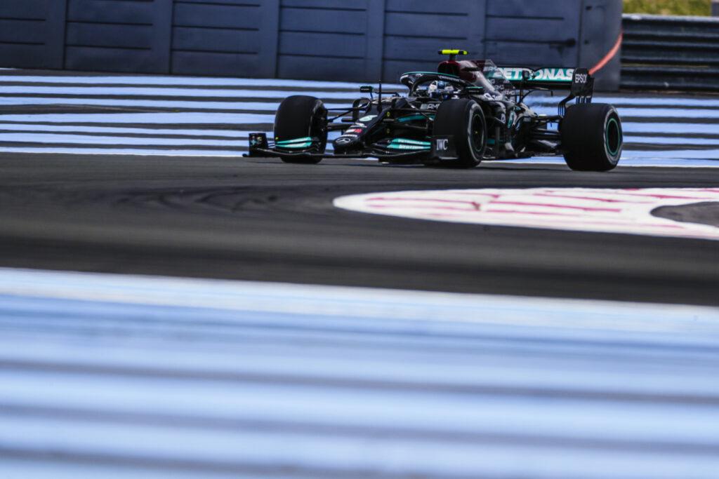 Valtteri Bottas i Max Verstappen najszybsi w treningach przed GP Francji