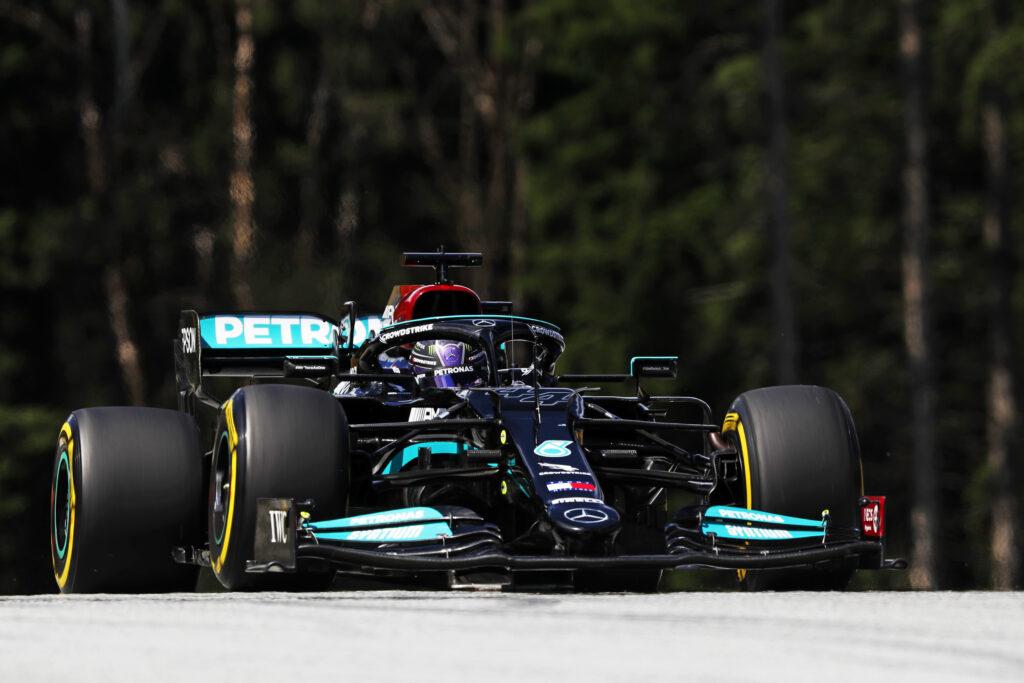 Lewis Hamilton niezadowolony po kwalifikacjach do GP Styrii