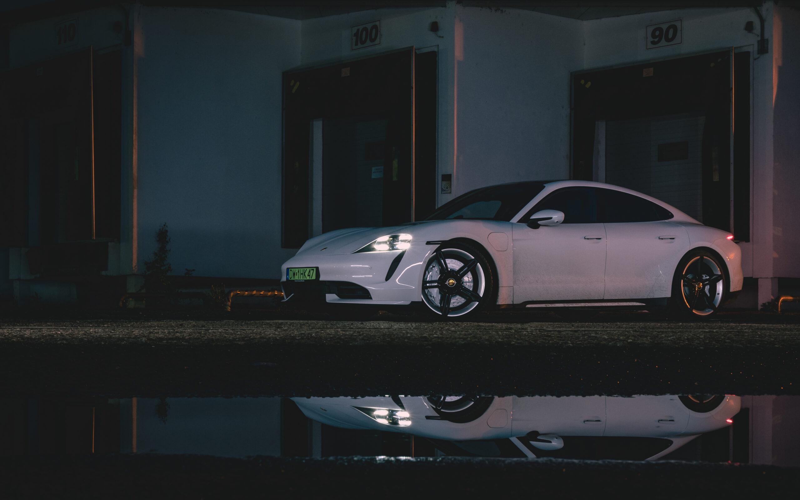 Porsche Taycan Turbo test recenzja