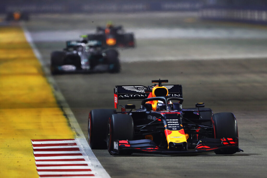 Grand Prix Singapuru zostało oficjalnie odwołane ze względu na COVID-19