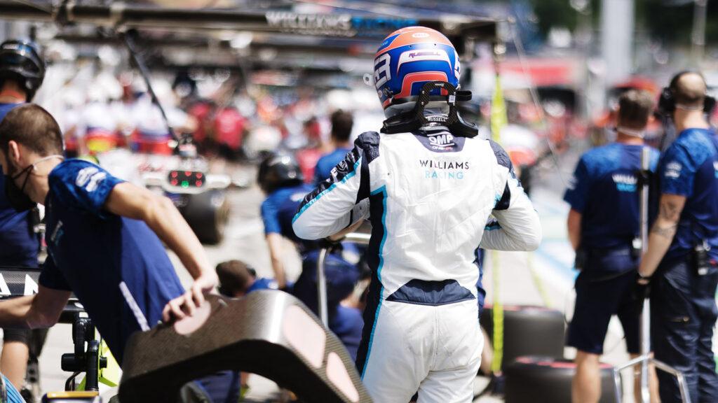"""George Russell po wyścigu o GP Styrii: """"Ściganie bywa okrutne"""""""