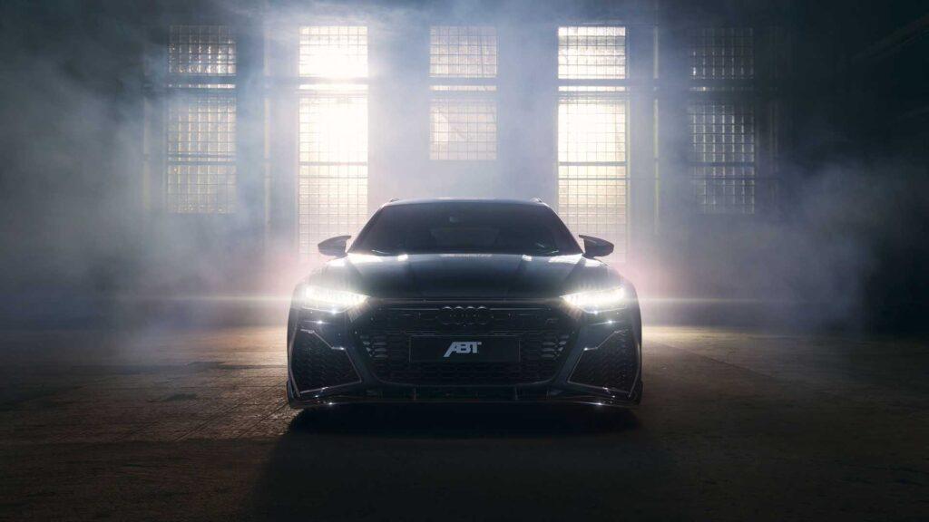 Audi RS6 Johann Abt Signature Edition debiutuje z mocą 800 koni
