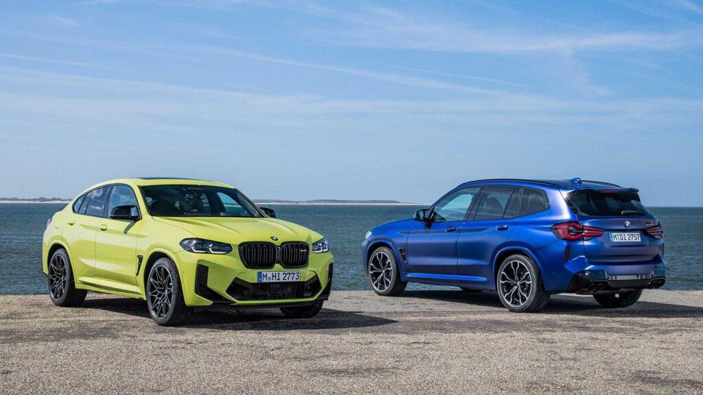 BMW X3 i X4 po liftingu debiutują bez rewolucyjnych zmian