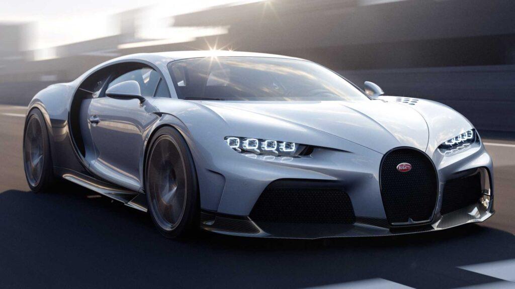 Bugatti Chiron Super Sport oficjalnie zaprezentowany – pokona 500 km/h?