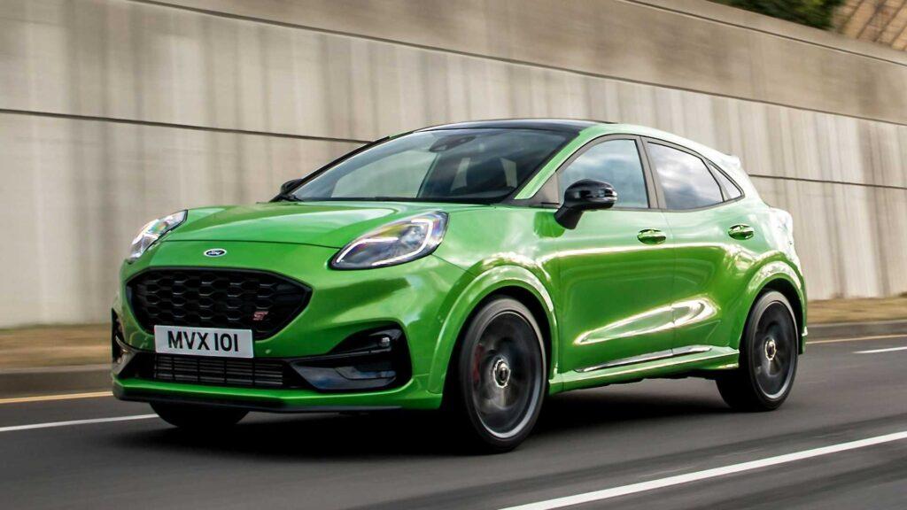 Ford prosi fanów o pomoc zaprojektowaniu odmiany Pumy ST