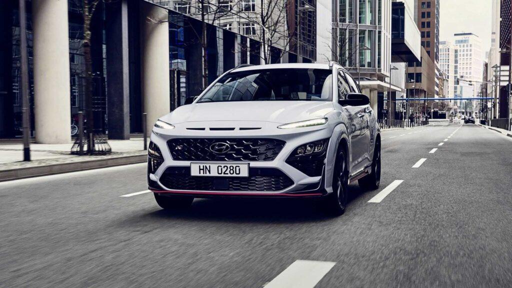 Hyundai Kona N – pierwsza jazda na żywo – jak wypada sportowy Crossover?