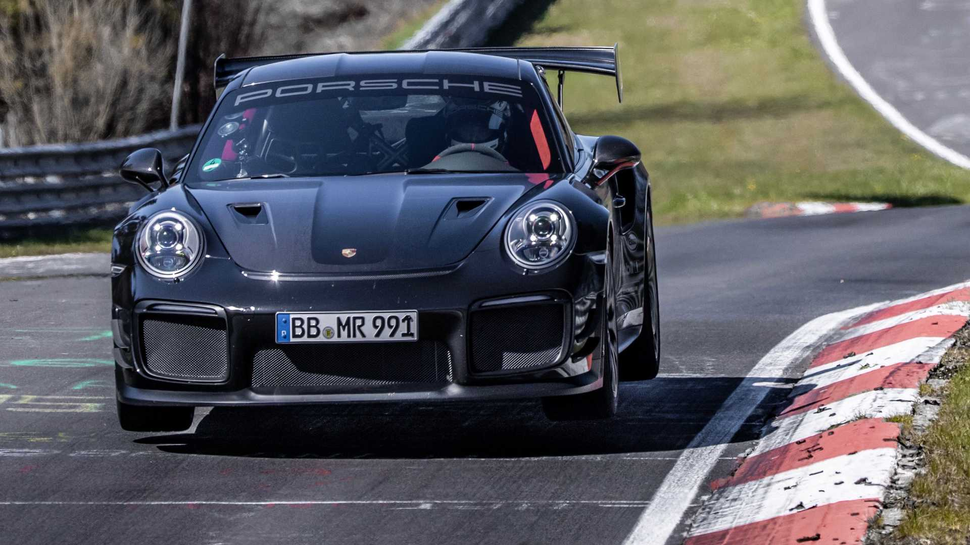 GT2 RS od Manthey Racing