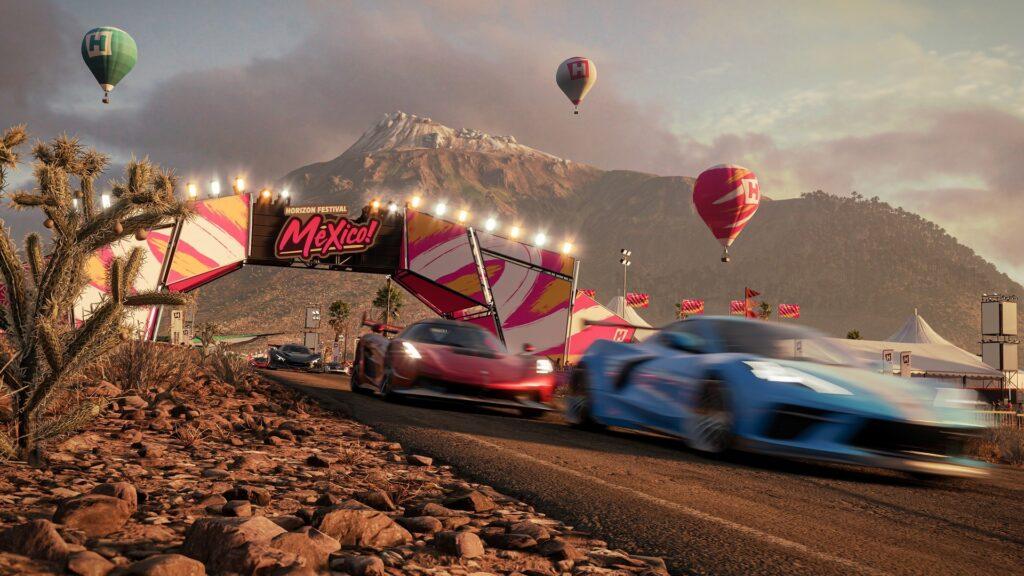 Forza Horizon 5 – wszystko, co wiemy o festiwalu w Meksyku
