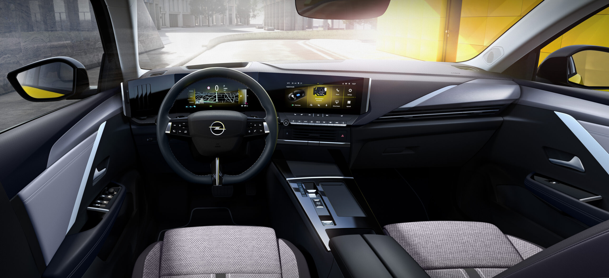 Oto nowy Opel Astra 2022