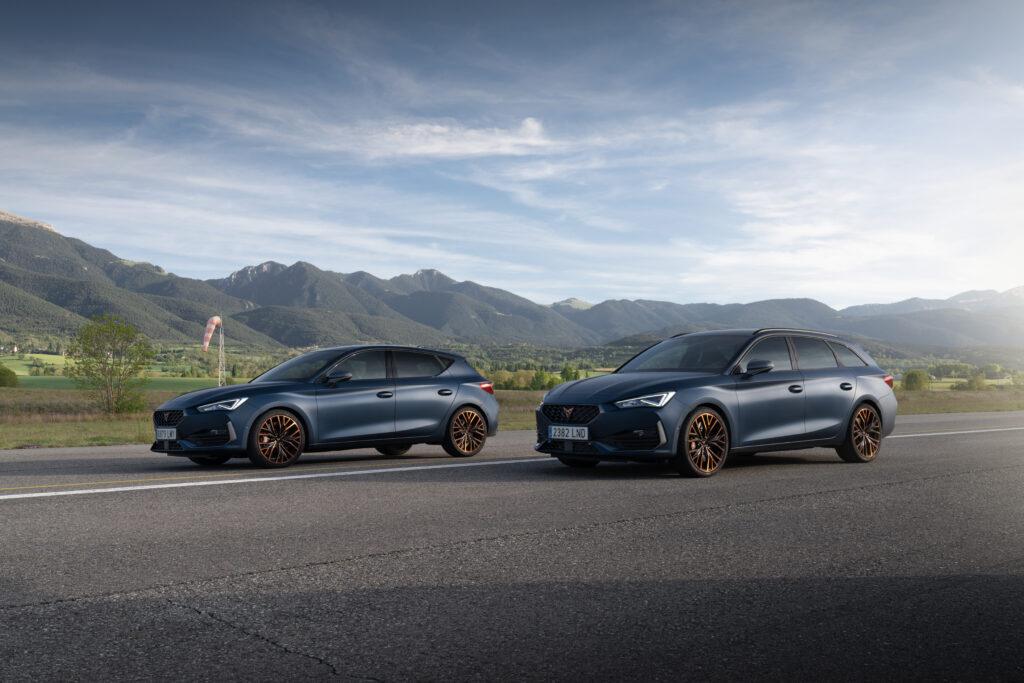 CUPRA Leon uzyskał 5 gwiazdek w testach Euro NCAP