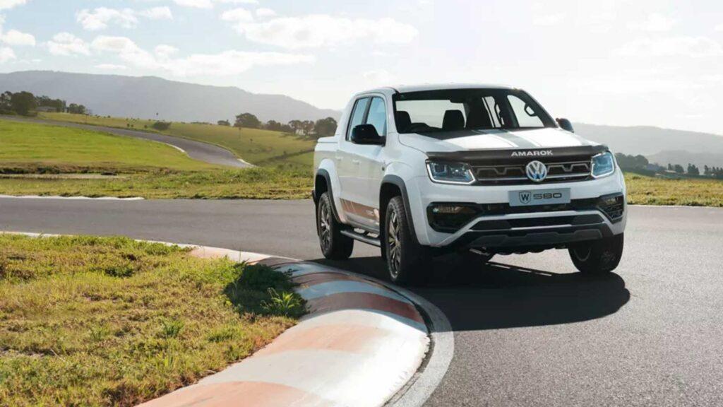 Volkswagen Amarok debiutuje w edycji specjalnej 580X by Walkinshaw