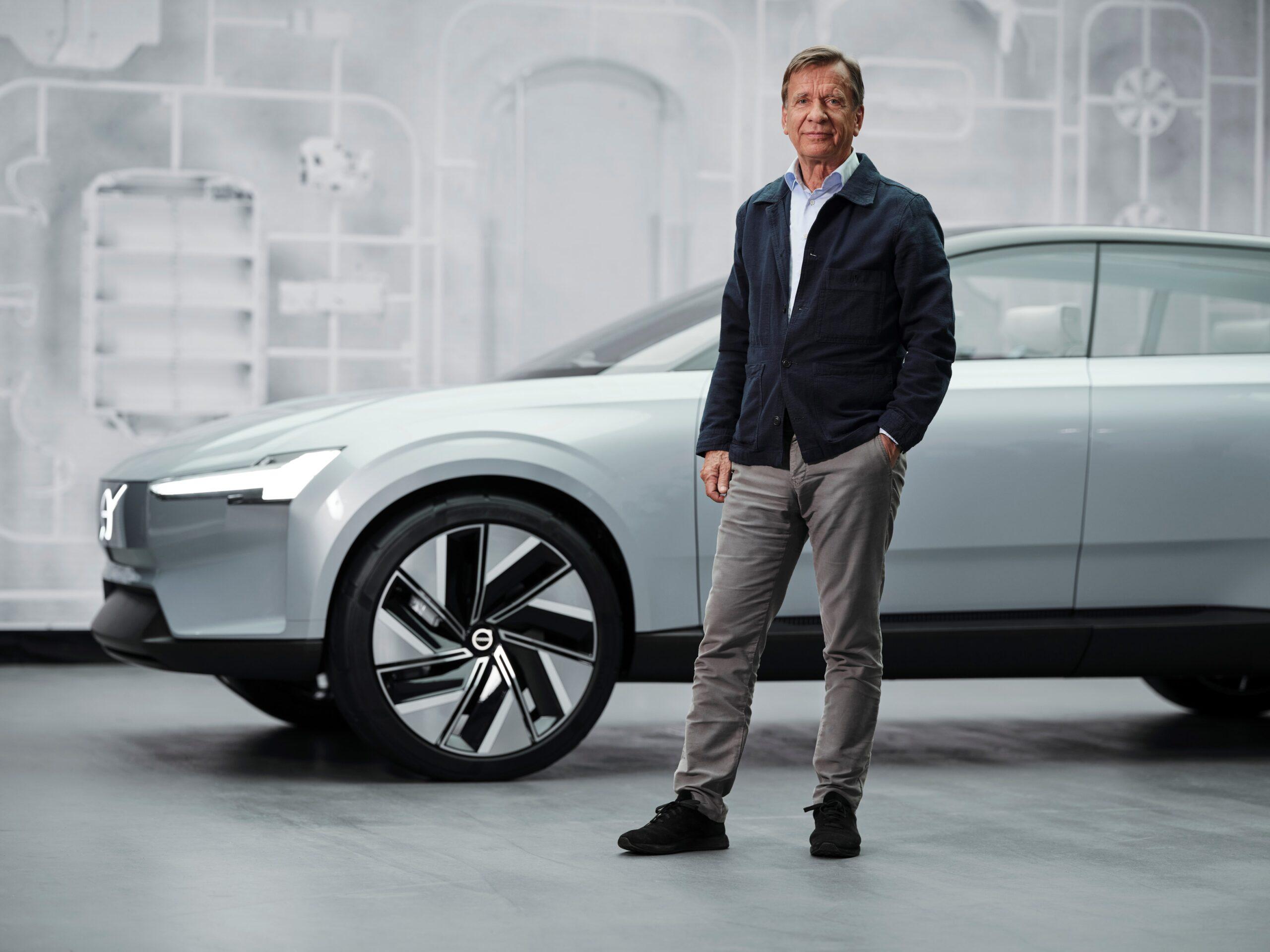 Rekordowy wynik sprzedaży Volvo w pierwszej połowie 2021 roku