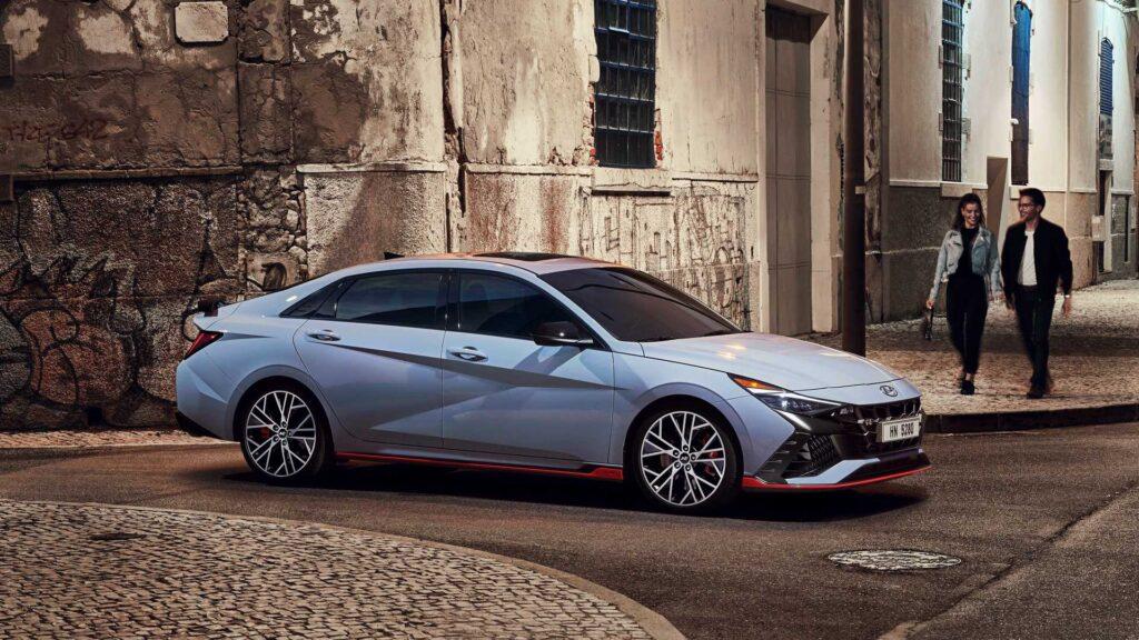 Hyundai Elantra N zadebiutuje oficjalnie 19 sierpnia