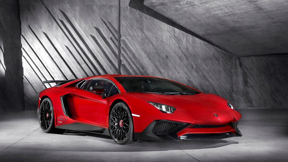 Lamborghini niedługo pokaże prawdopodobnie ostatnią wersję Aventadora