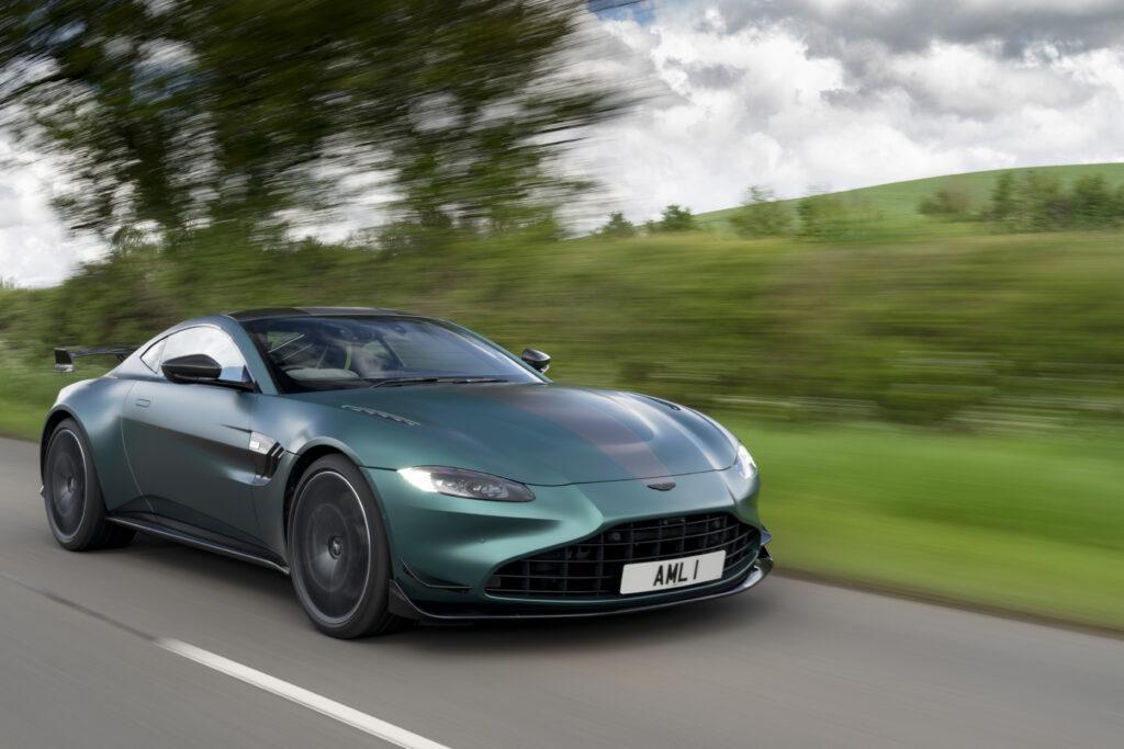 Następcy Aston Martin Vantage i DB11 będą w pełni elektryczni