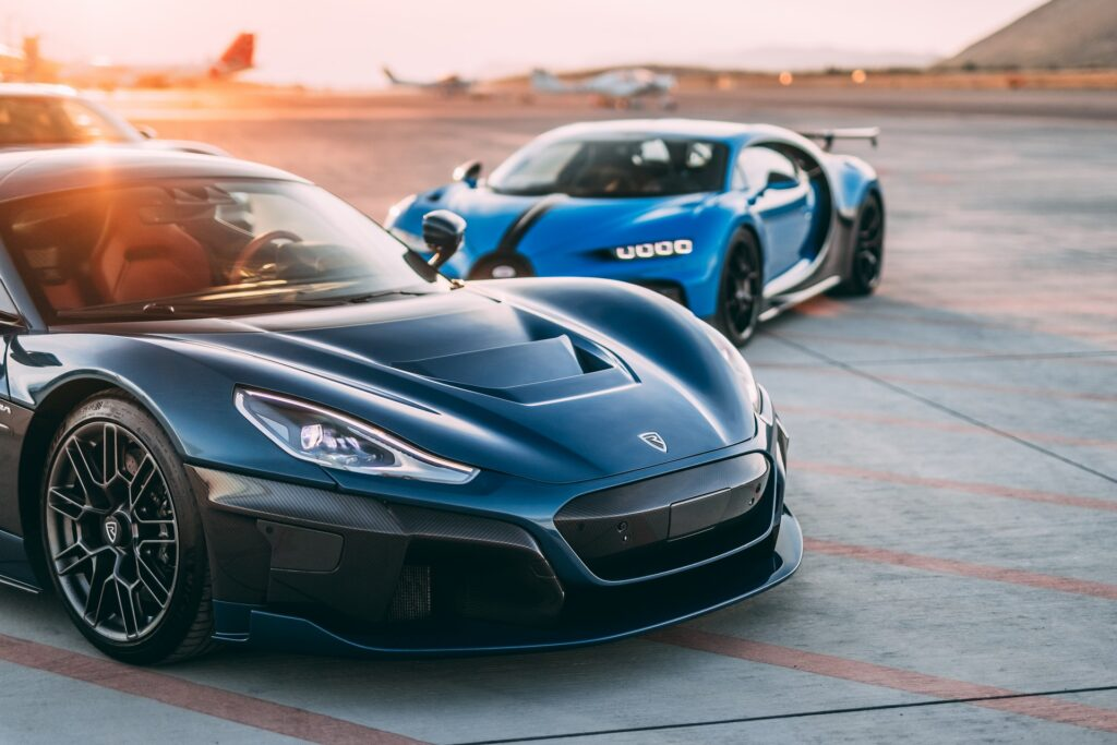 Bugatti i Rimac oficjalnie łączą siły w celu opracowania nowych modeli