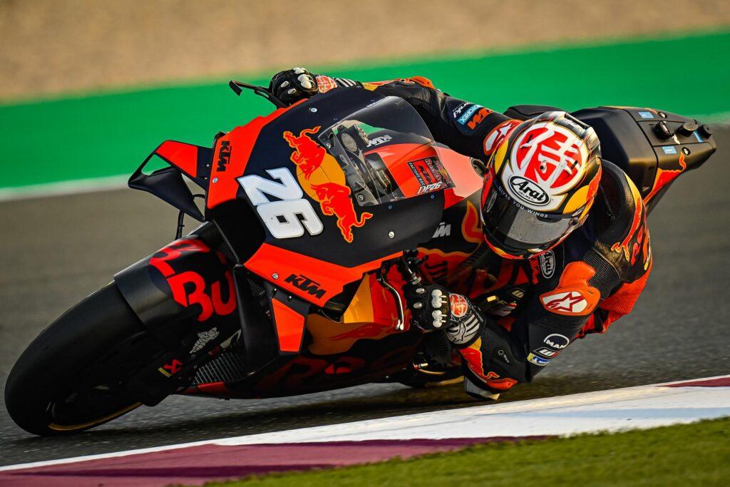 Dani Pedrosa wraca do MotoGP na Grand Prix Styrii