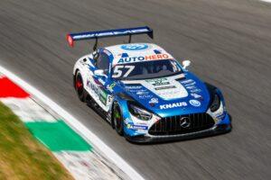 Philip Ellis zdobywa Pole Position do drugiego wyścigu na Lausitzringu