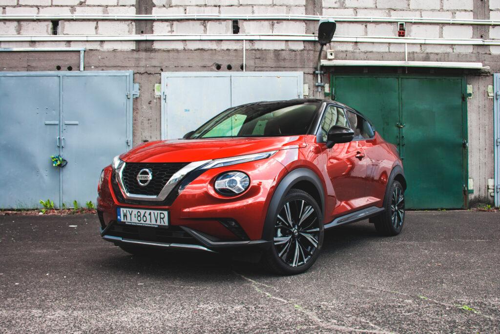 #TEST – Nissan Juke N-Design DIG-T 114 KM DCT7 – Dojrzała i spójna ewolucja
