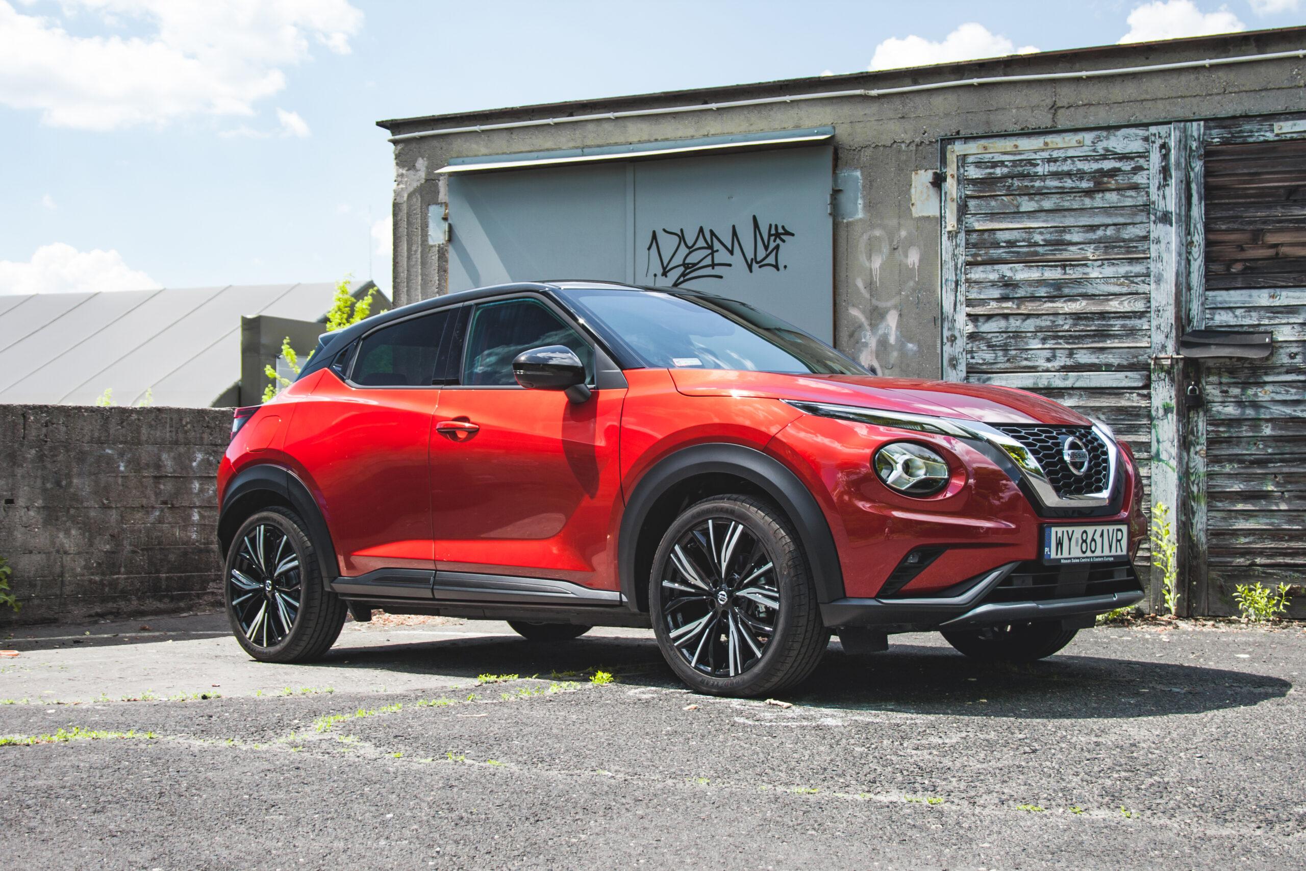 Nissan Juke N-Design DIG-T 114 KM DCT7