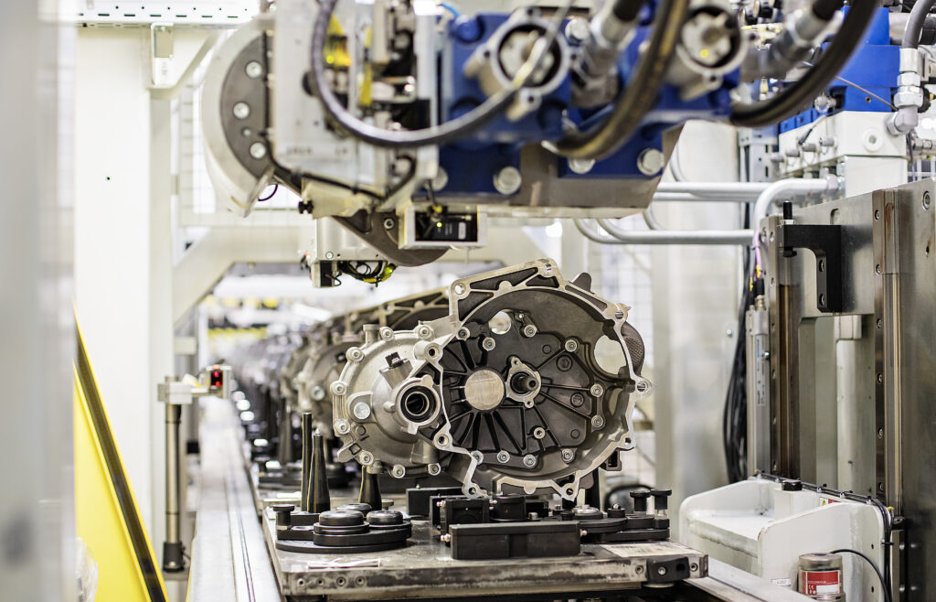 ŠKODA wyprodukowała 8 milionów skrzyń biegów MQ200