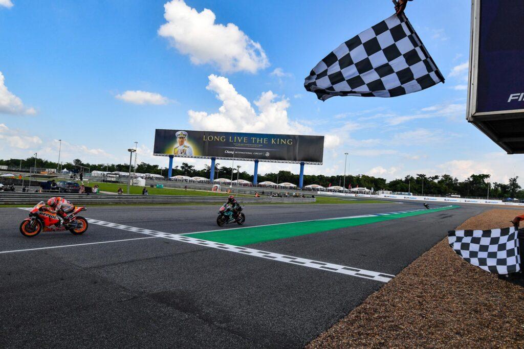 Grand Prix Tajlandii na torze w Buriram zostało odwołane