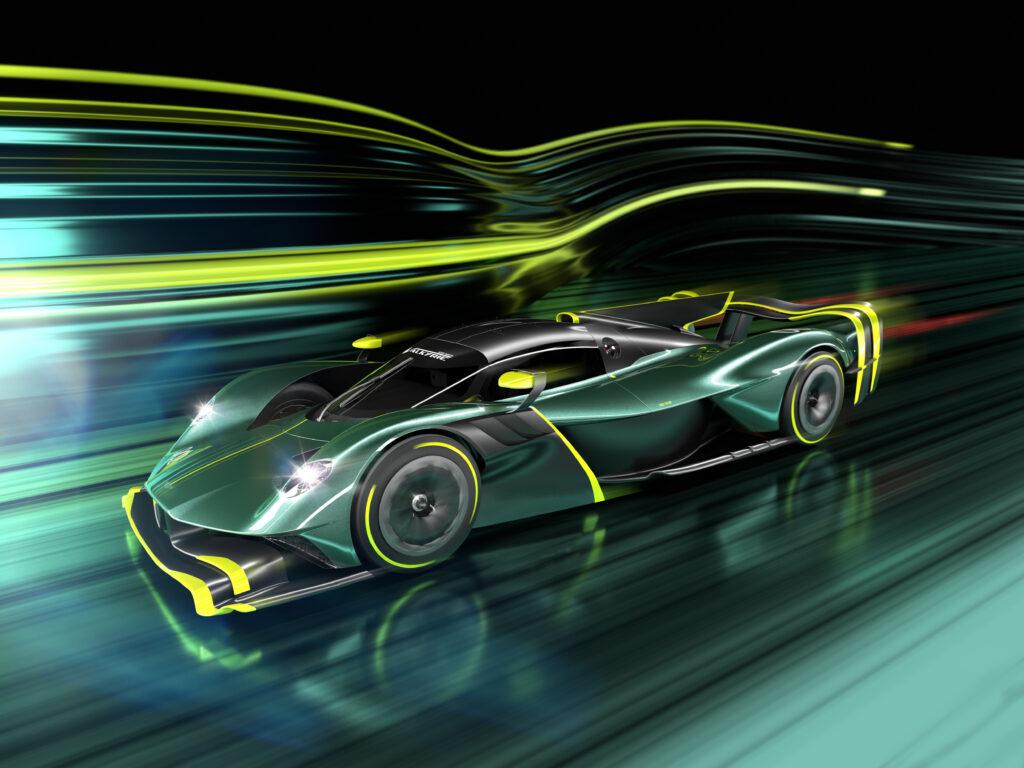 Aston Martin Valkyrie AMR Pro – połączenie świata F1 i Le Mans