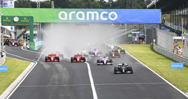 GP Węgier nadchodzi – kluczowy moment walki Verstappena i Hamiltona?