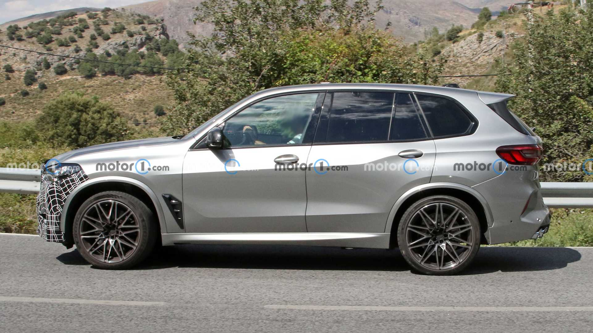 BMW X5 M po liftingu