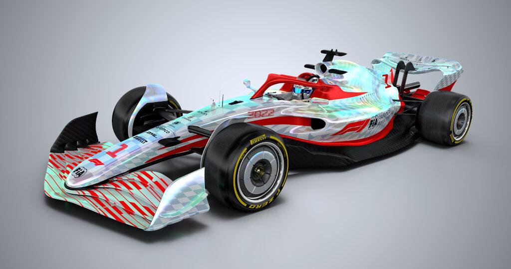 Bolid na 2022 rok oficjalnie zaprezentowany – nowa era F1 nadchodzi!