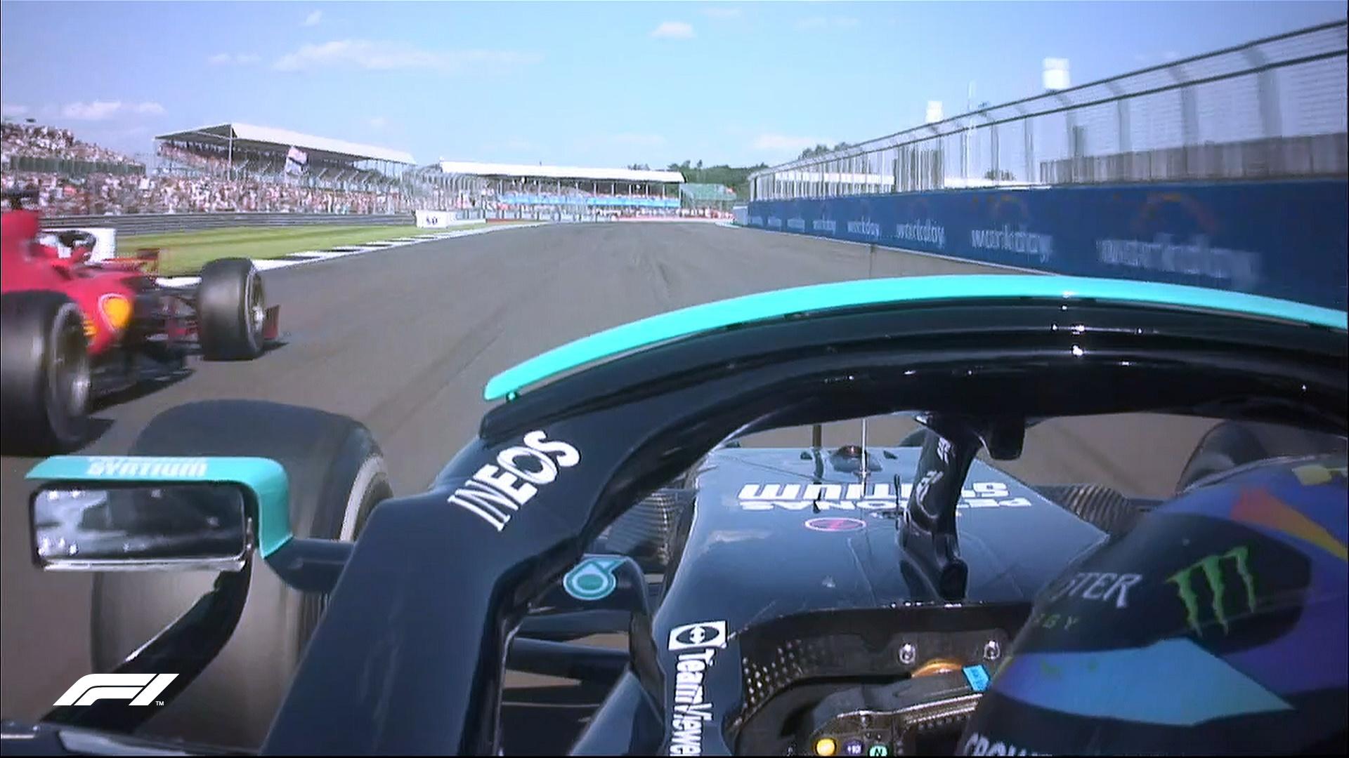 Lewis Hamilton; Charles Leclerc