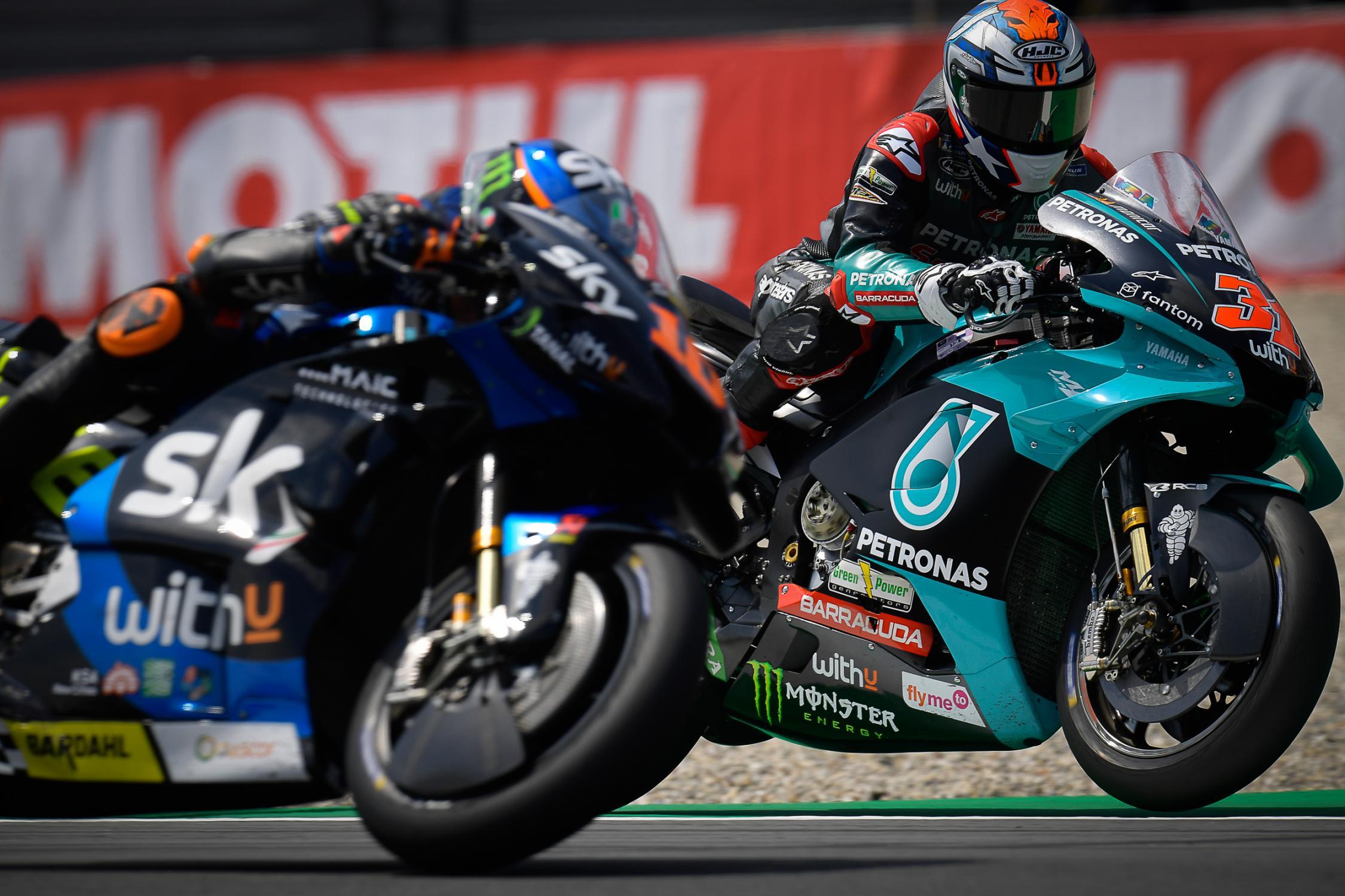 Garrett Gerloff Petronas SRT, MotoGP