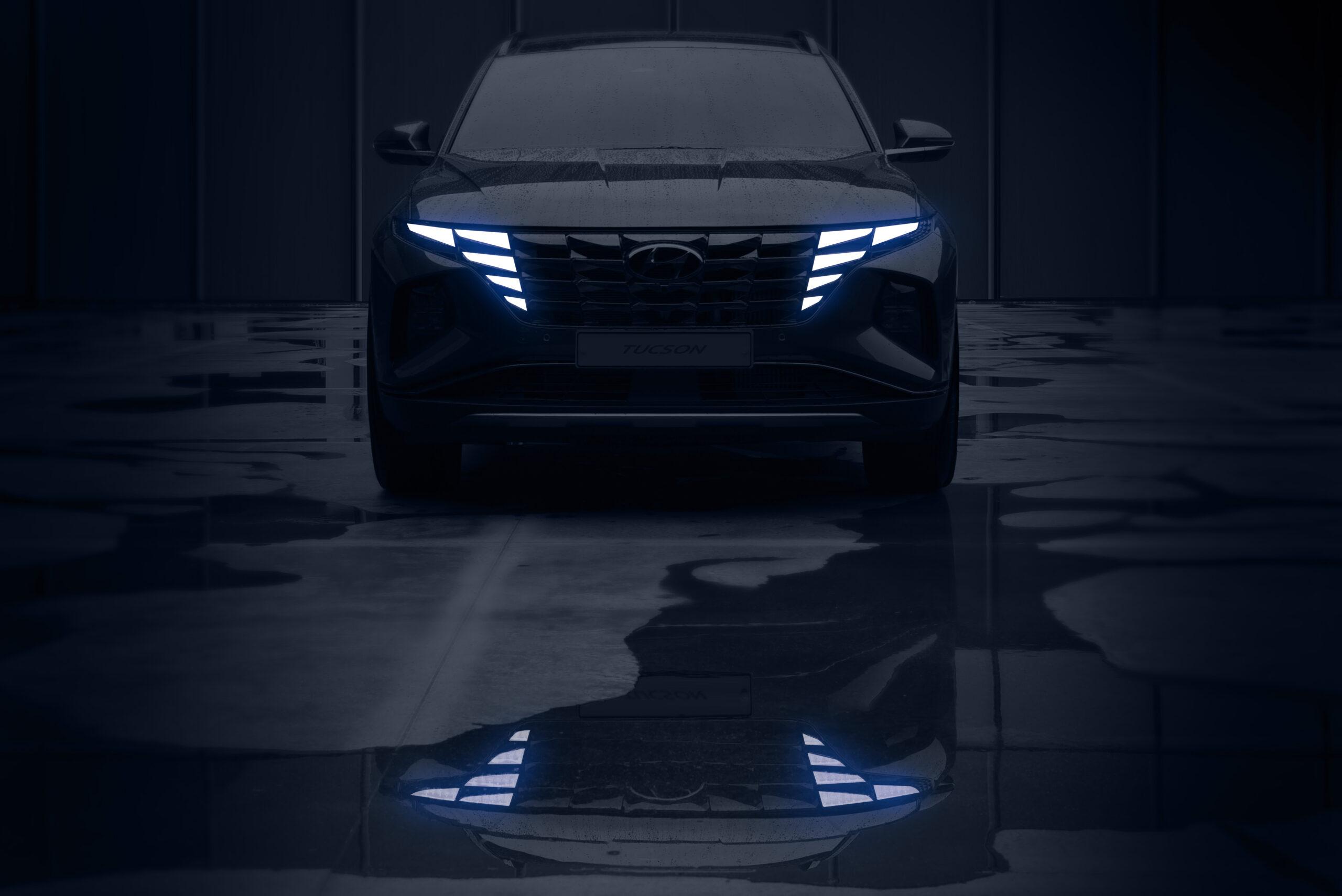 Hyundai Tucson 2021 Facelifting
