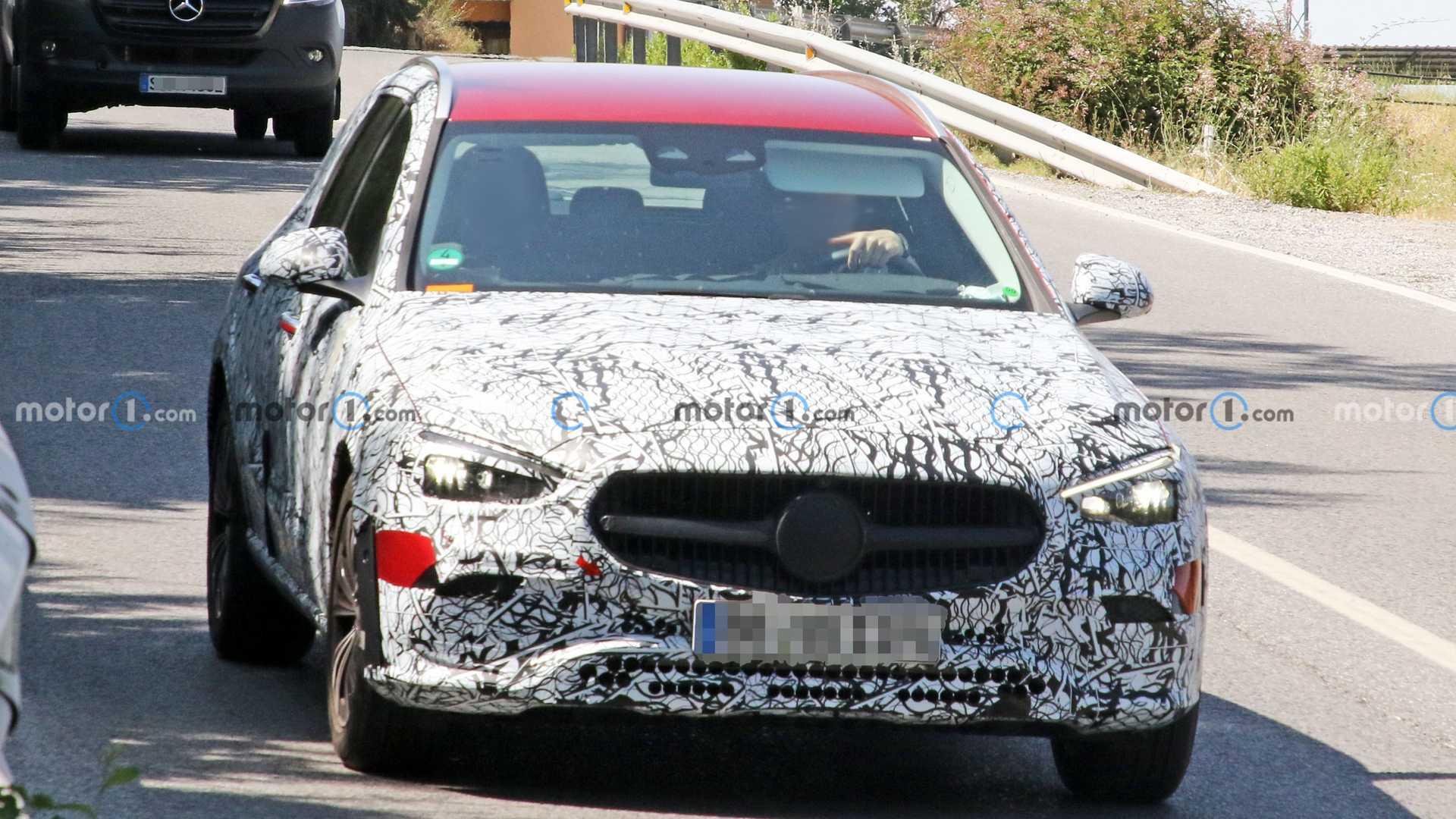 Nowy Mercedes klasy C All-Terrain