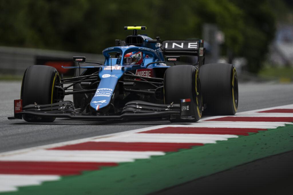 Esteban Ocon otrzyma nowe podwozie na GP Wielkiej Brytanii