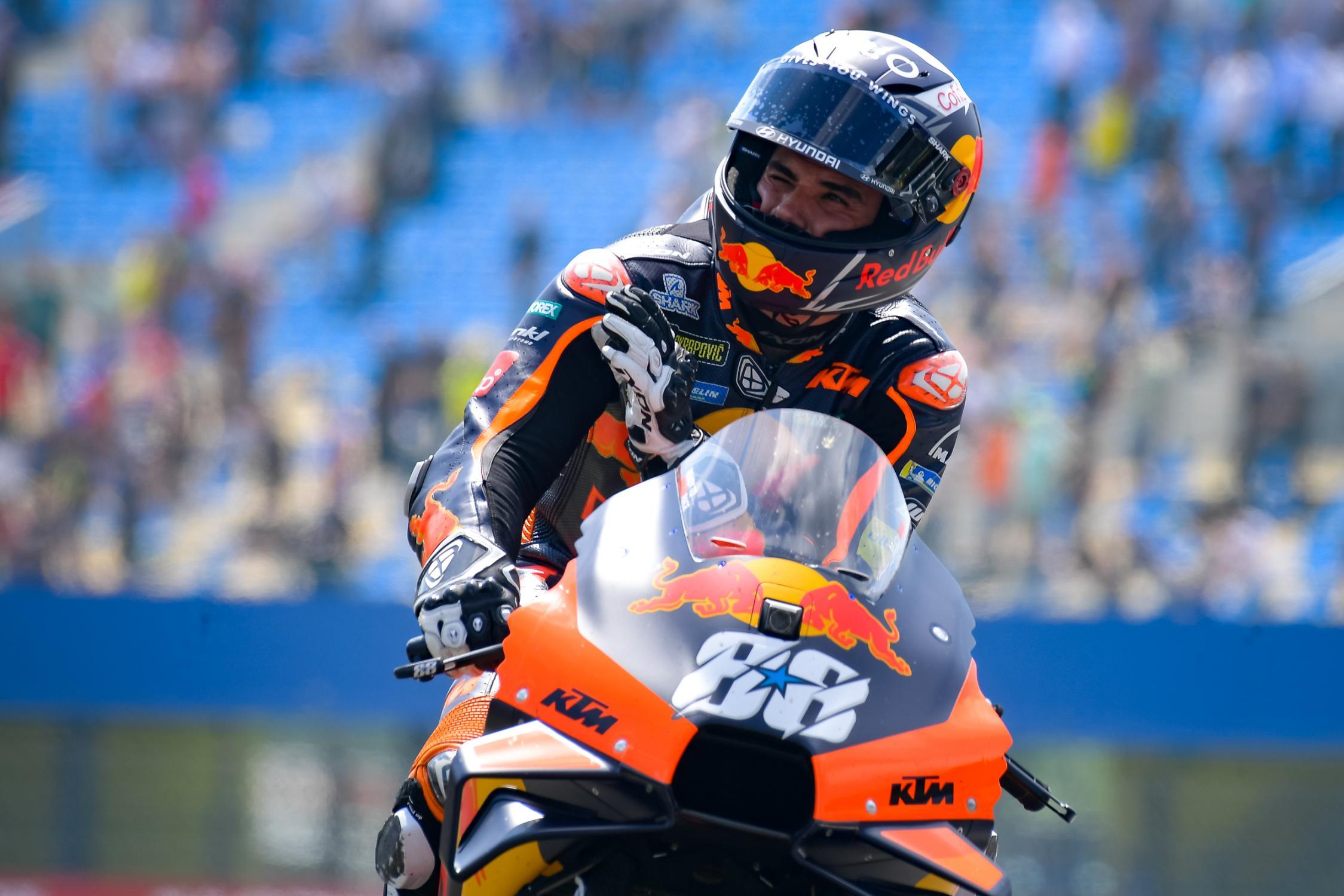 Miguel Oliveira KTM, MotoGP