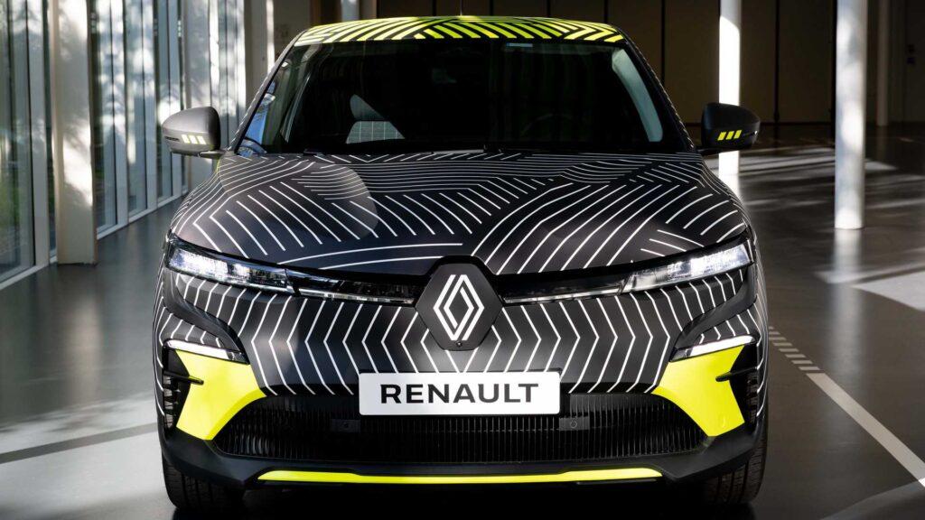 Całkowicie elektryczne Renault Megane zadebiutuje już we wrześniu