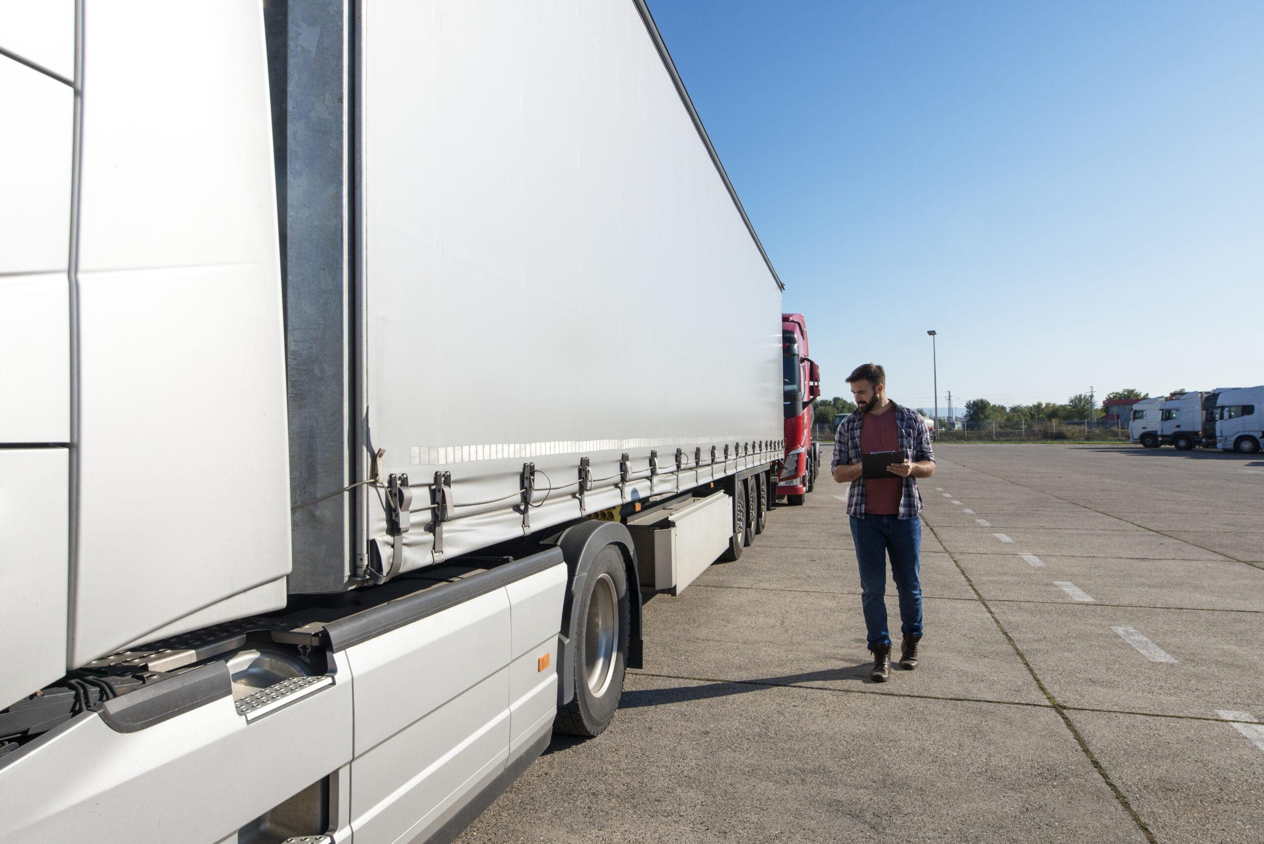firmy transportowej