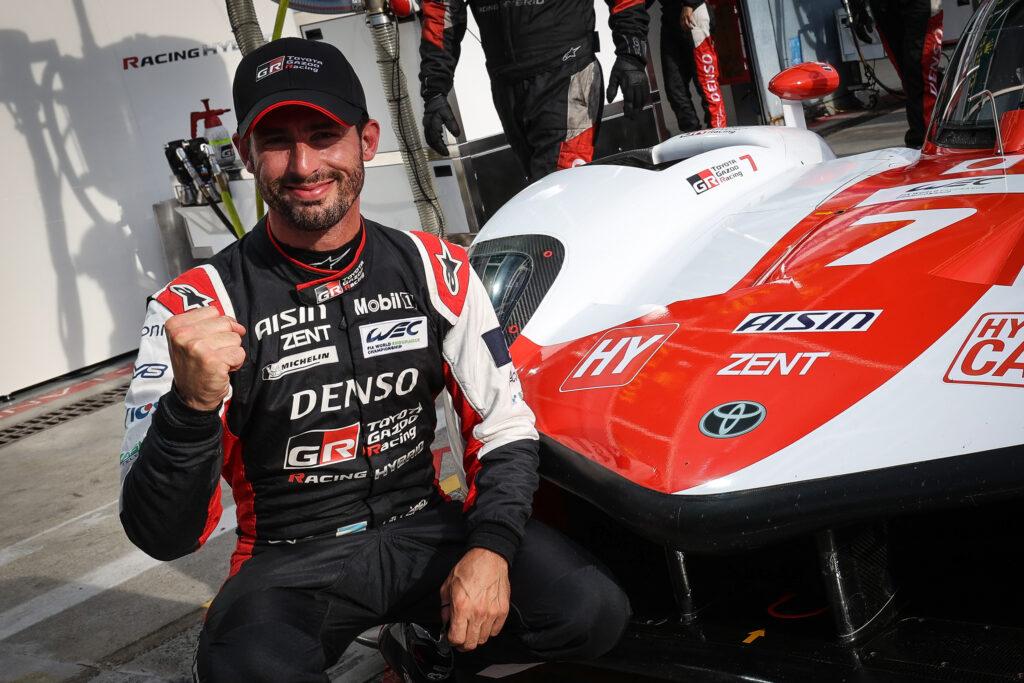 Toyota Gazoo Racing #7 zwycięzcą 6-godzinnego wyścigu WEC na Monzy