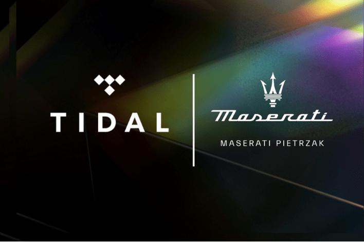 Maserati Pietrzak x TIDAL Polska – współpraca w rytm muzyki w jakości HiFi