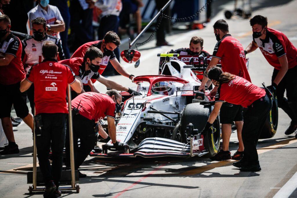 """Alfa Romeo: """"Williams będzie mieć problemy ze zdobywaniem punktów"""""""